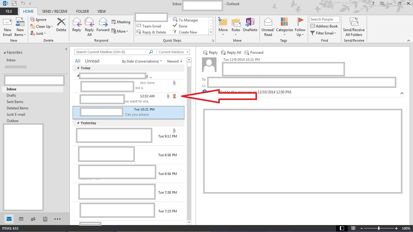 Windows Folder Icons Meaning