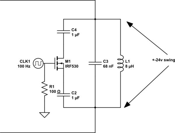 Circuits Oscillator Jfet Transistor