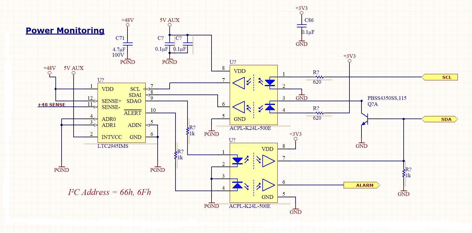 Opto Isolator Circuits Example Optoisolatorcircuits Image