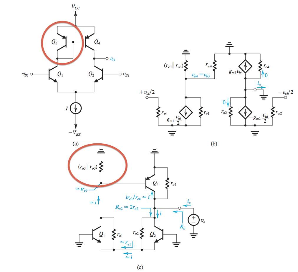 Differential Amplifier Op Amp With