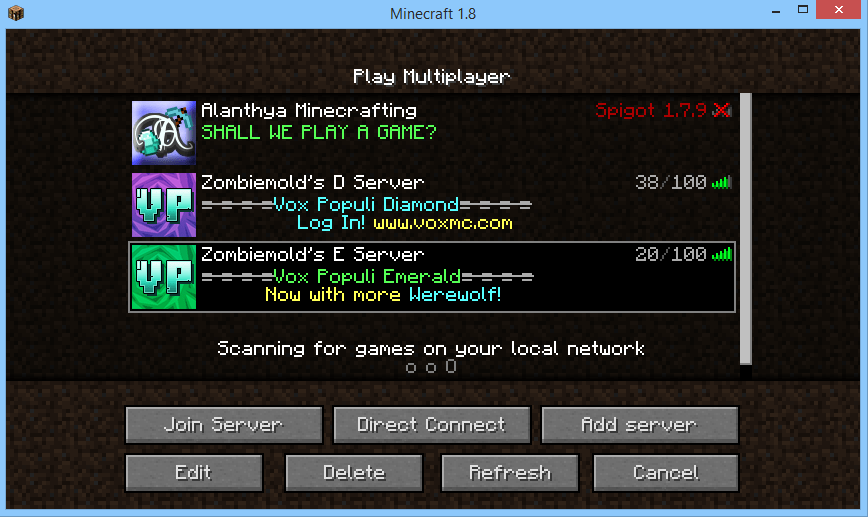 Minecraft Server Where Find Pe Can Address I