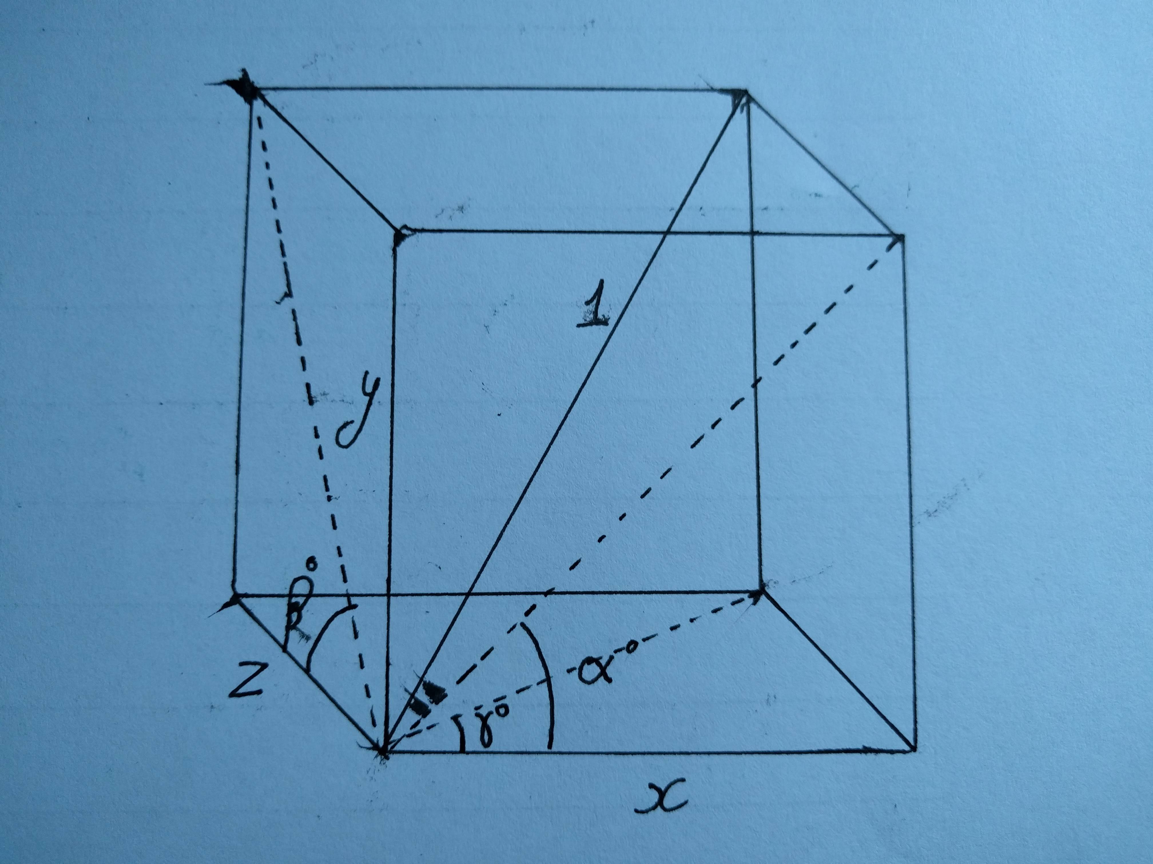Finding Angles Side Length