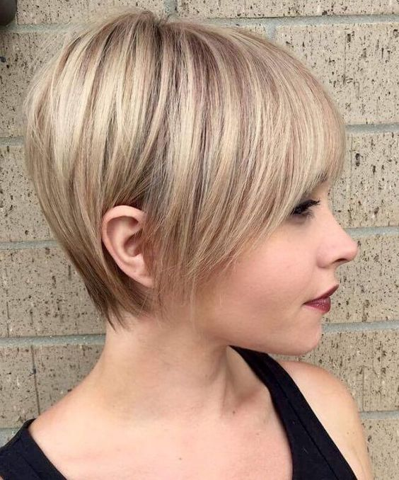 Haircut Pixie Very Long
