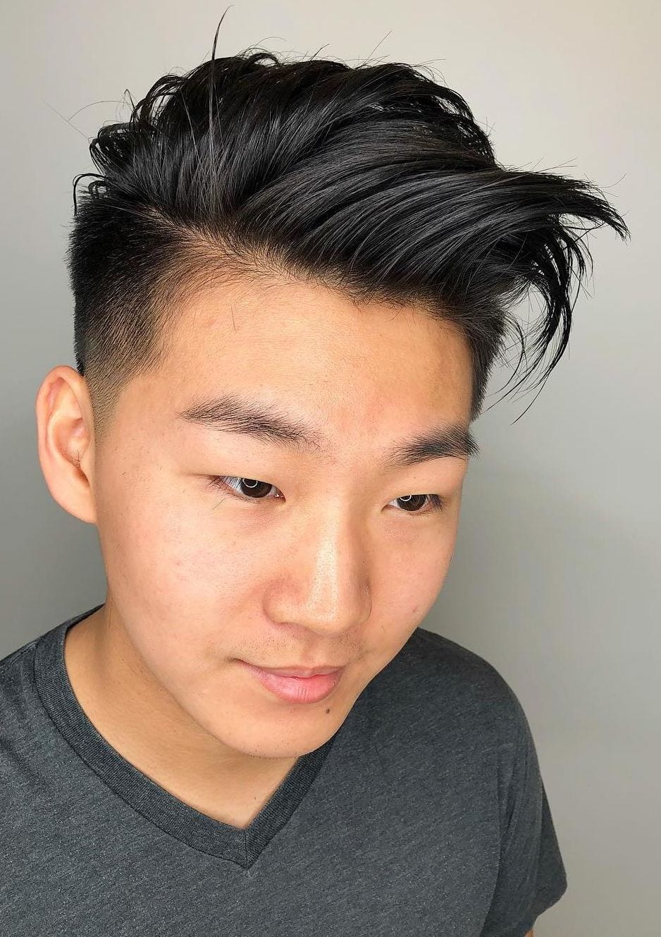 15 Popular And Edgy Asian Hairstyles For Men Styleoholic