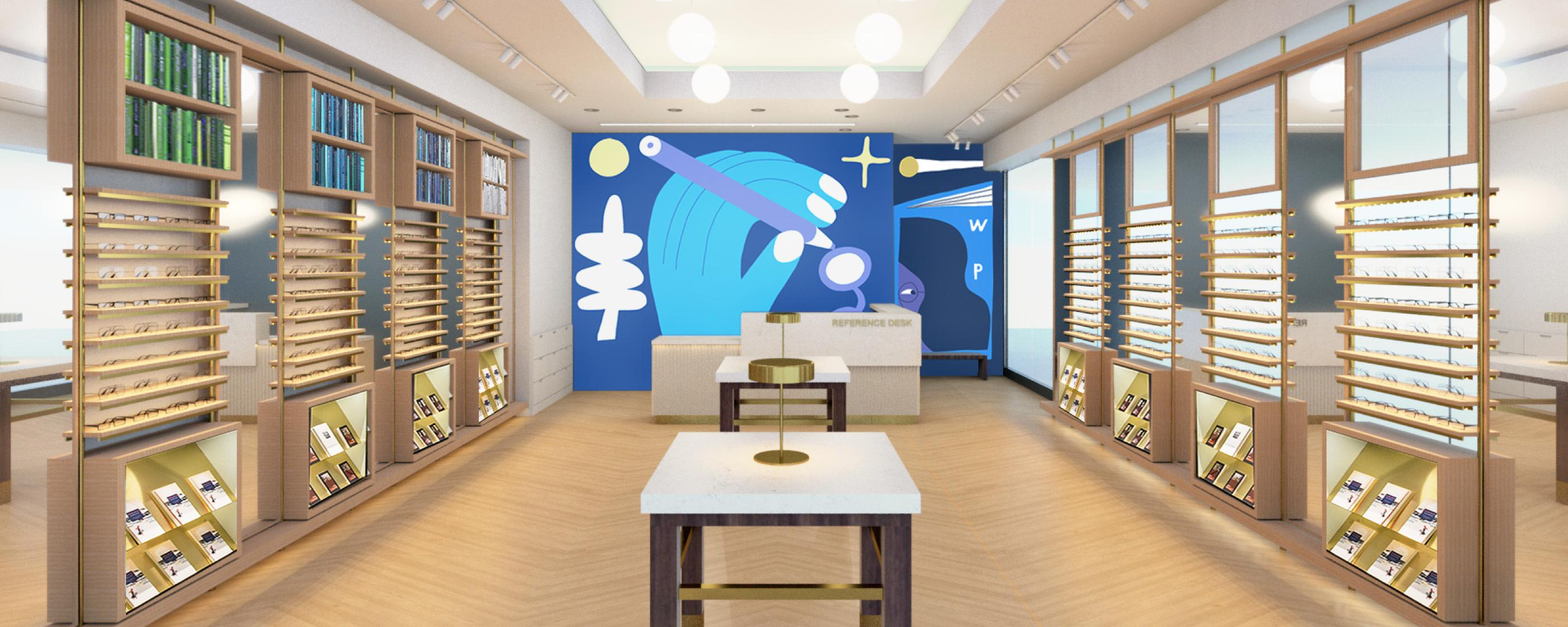 The Fashion Mall at Keystone   Warby Parker