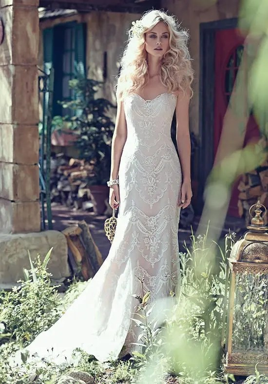 Small Ball Gown Wedding Dresses