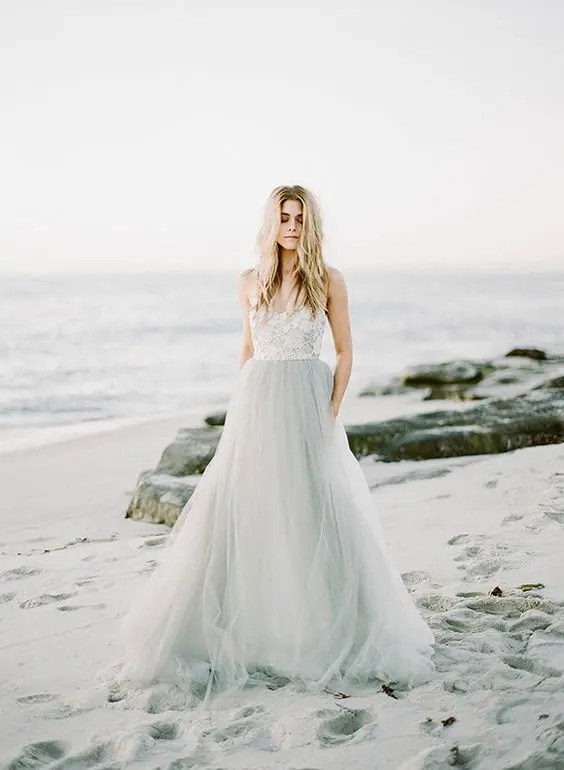 Coastal Wedding Decor