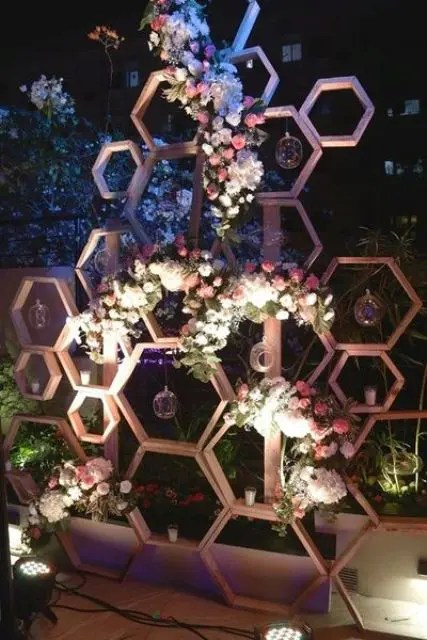 Indoor Hanging Flowers