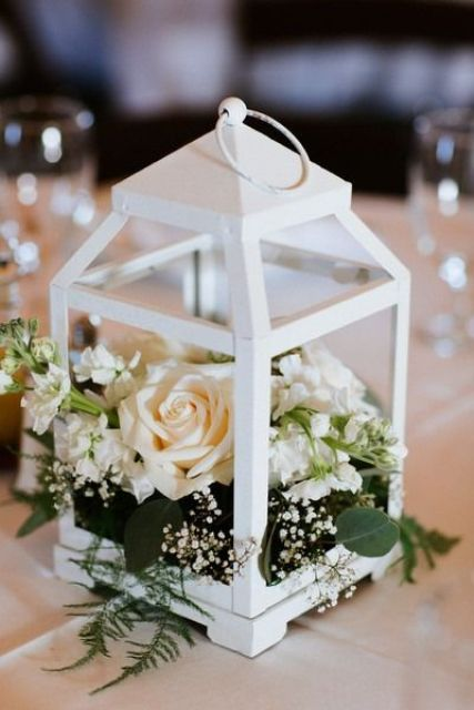 Centerpieces Fall Wedding Reception