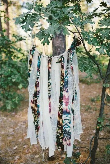 22 Boho Wedding Dreamcatcher D 233 Cor Ideas Weddingomania
