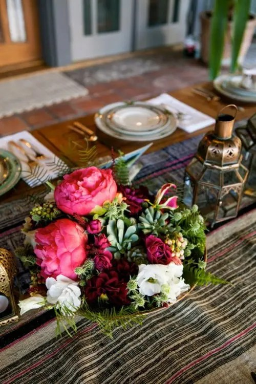 Fall Wedding Flower Bouquets Ideas