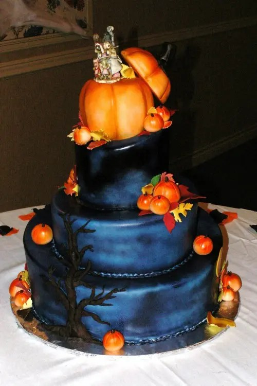 Ideas Halloween Cake Cake