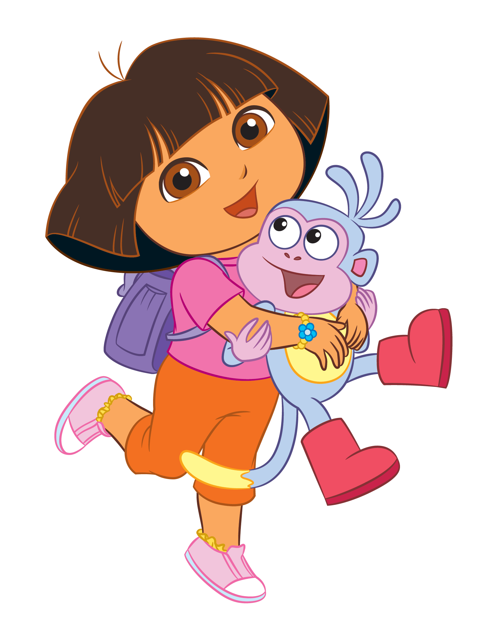 dora the explorer - HD 1342×1863