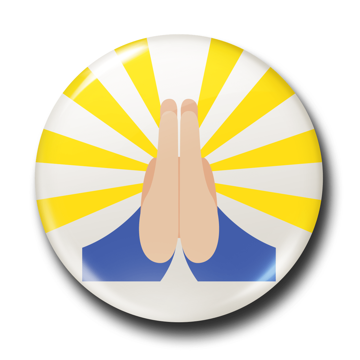 praying hands emoji - HD 1200×1200