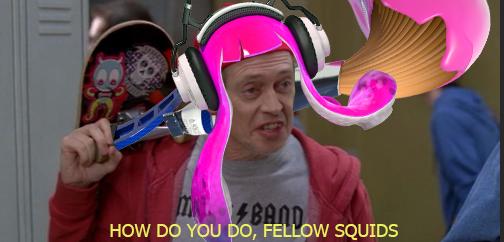 Splatoon In A Nutshell Quot How Do You Do Fellow Kids