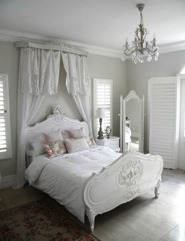 30+ Cool Shabby Chic Bedroom Decorating Ideas - For ...