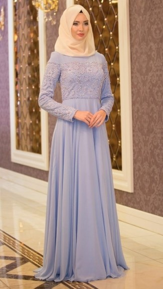 Image Result For Model Gamis Simple Dan Anggun