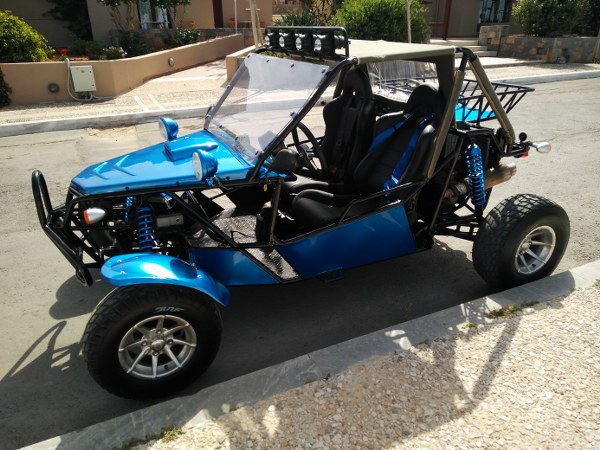 Car hire, motorcycle, buggy and ATV rentals - Stalis Crete ...