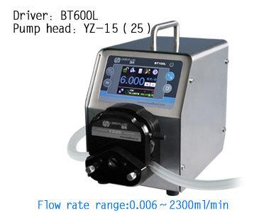 3ed31c227acf1 BT100S مختبر YZ15 الصمام العرض الرقمي انخفاض تدفق دقيقة متغيرة السرعة تحوي  الجرعات مضخة الماء السائل السائل مضخات