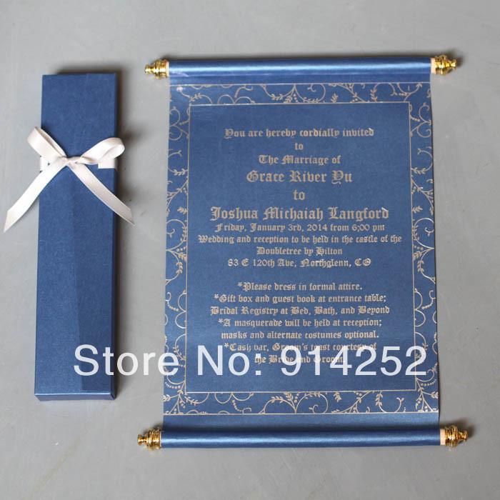 Marriage Invitation Message