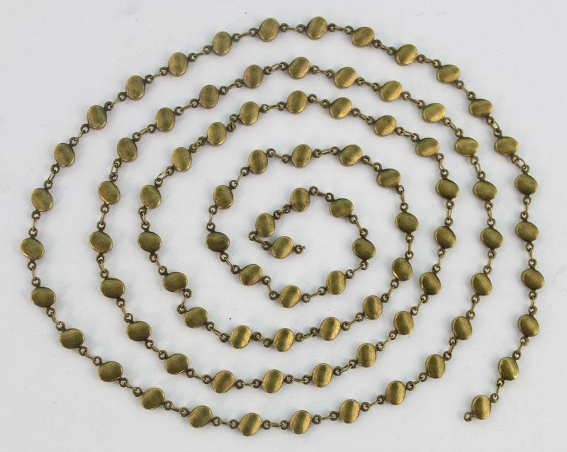 15mm De Latón moneda cuelgan encantos Artesanías Bisutería realizar apreciaciones 100