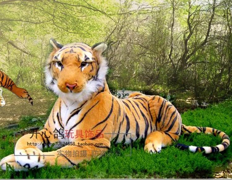 c79532076 ᗕكبير النمر الحيوان القطيفة ضخمة محشوة الصين النمر دمية نمر وسادة ...