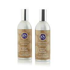 Clearance Home D    cor   HSN Clearance  JOY 2pc Forever Fragrant     Odor Eliminating Room Spray