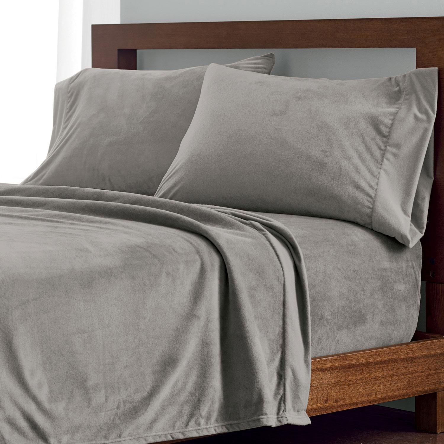 Soft Touch ULTRAFLEECE™ Sheets & Bedding Set | The Company ...