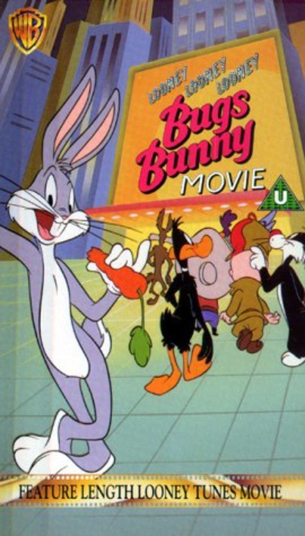 Bugs Gangster Shirt Bunny