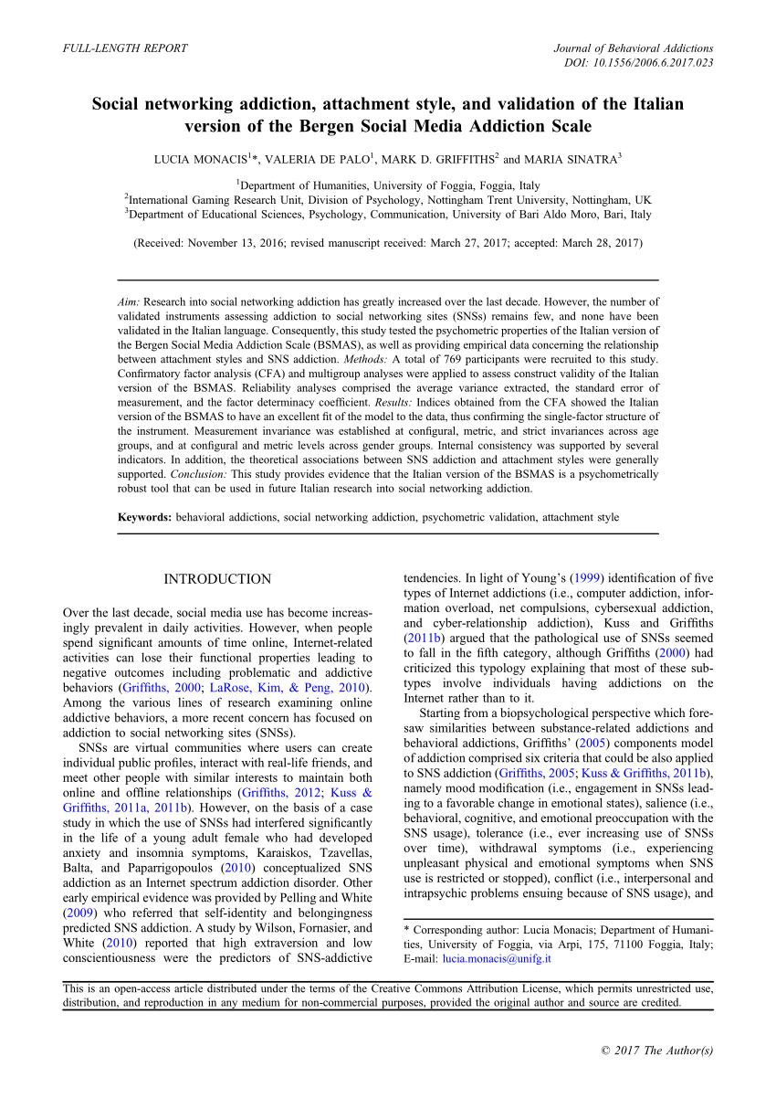 Empirical Research Study