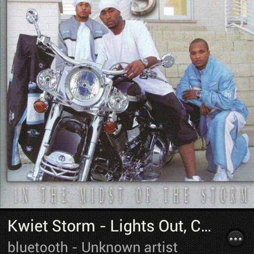 Kwiet Storm Lights Out Candles Lit