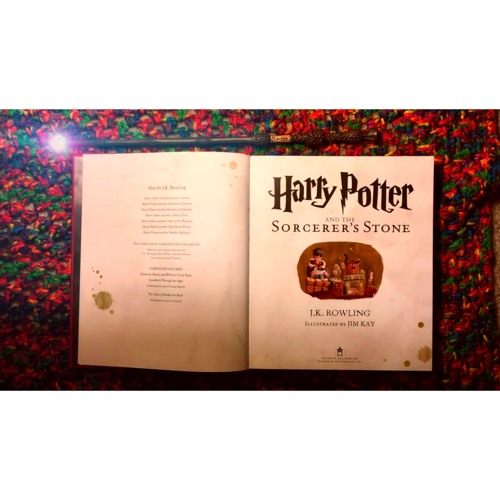 Audiobook And Stone Harry Sorcerers Full Potter