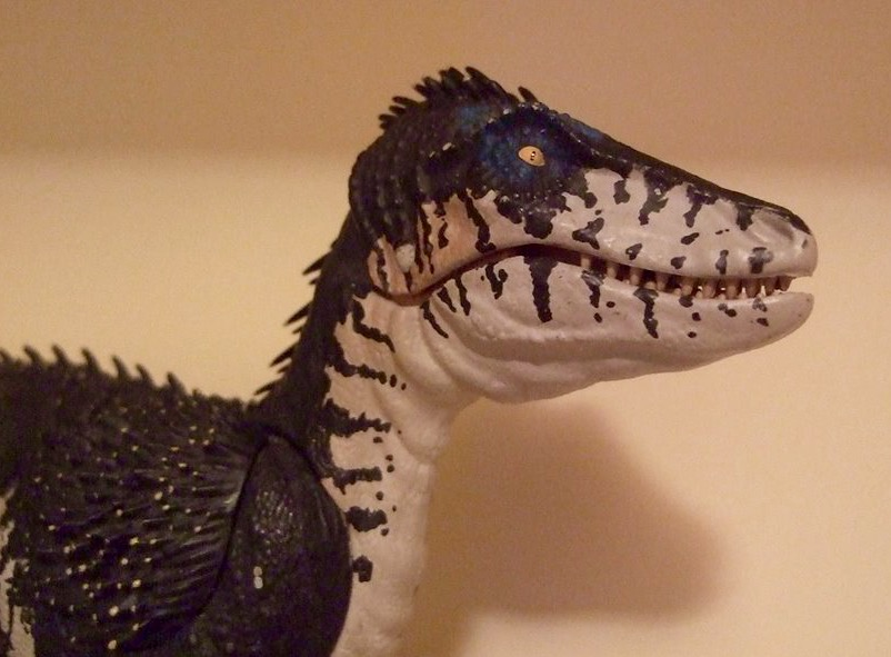 Raptor (Primeval by Character Options) – Dinosaur Toy Blog