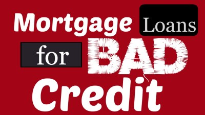 Portfolio Loan - Mortgage Loans for Bad Credit - Yup, you ...
