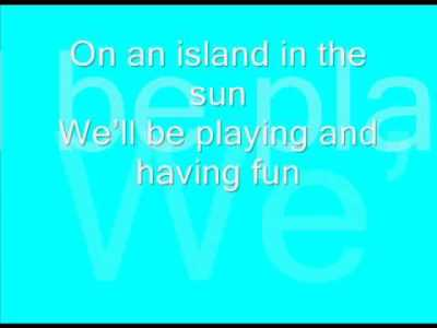 Weezer Island in the sun Lyrics - YouTube