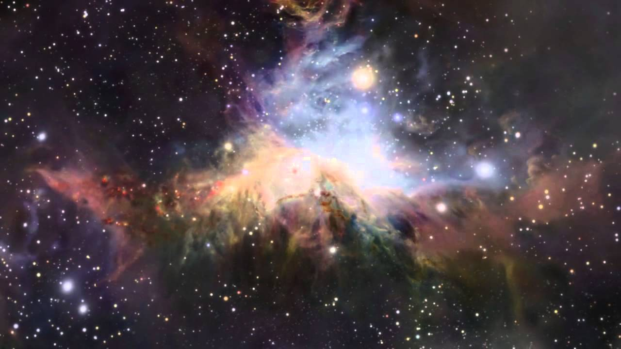 The Orion Nebula In 3d Esa Hubble Space Science Hd Video
