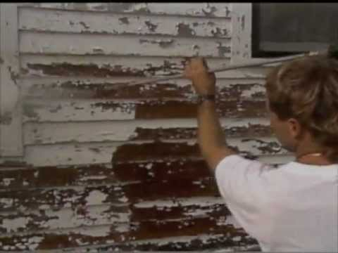 Pressure Washing To Remove Exterior Paint Bob Vila Youtube
