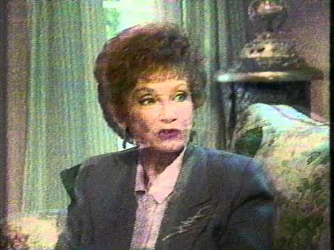 Quot Meet The Golden Girls Sofia Quot 1992 Estelle Getty