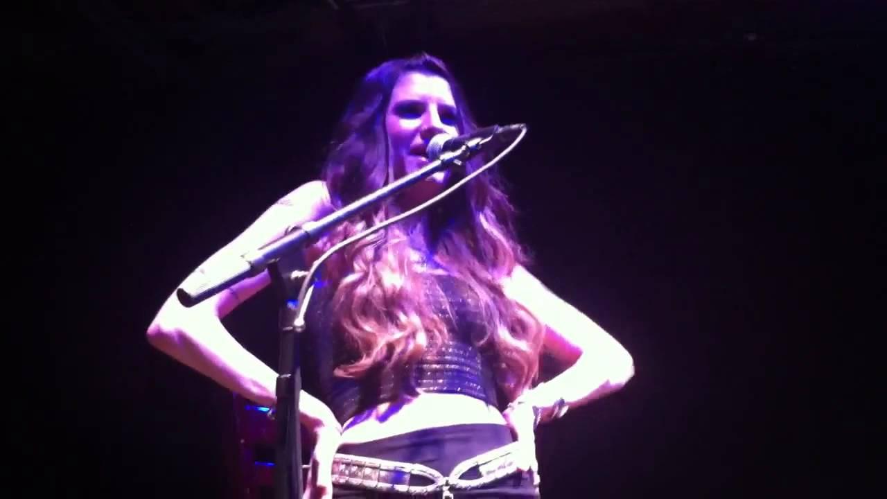 Roxanne - Juliet Simms (Live) - YouTube