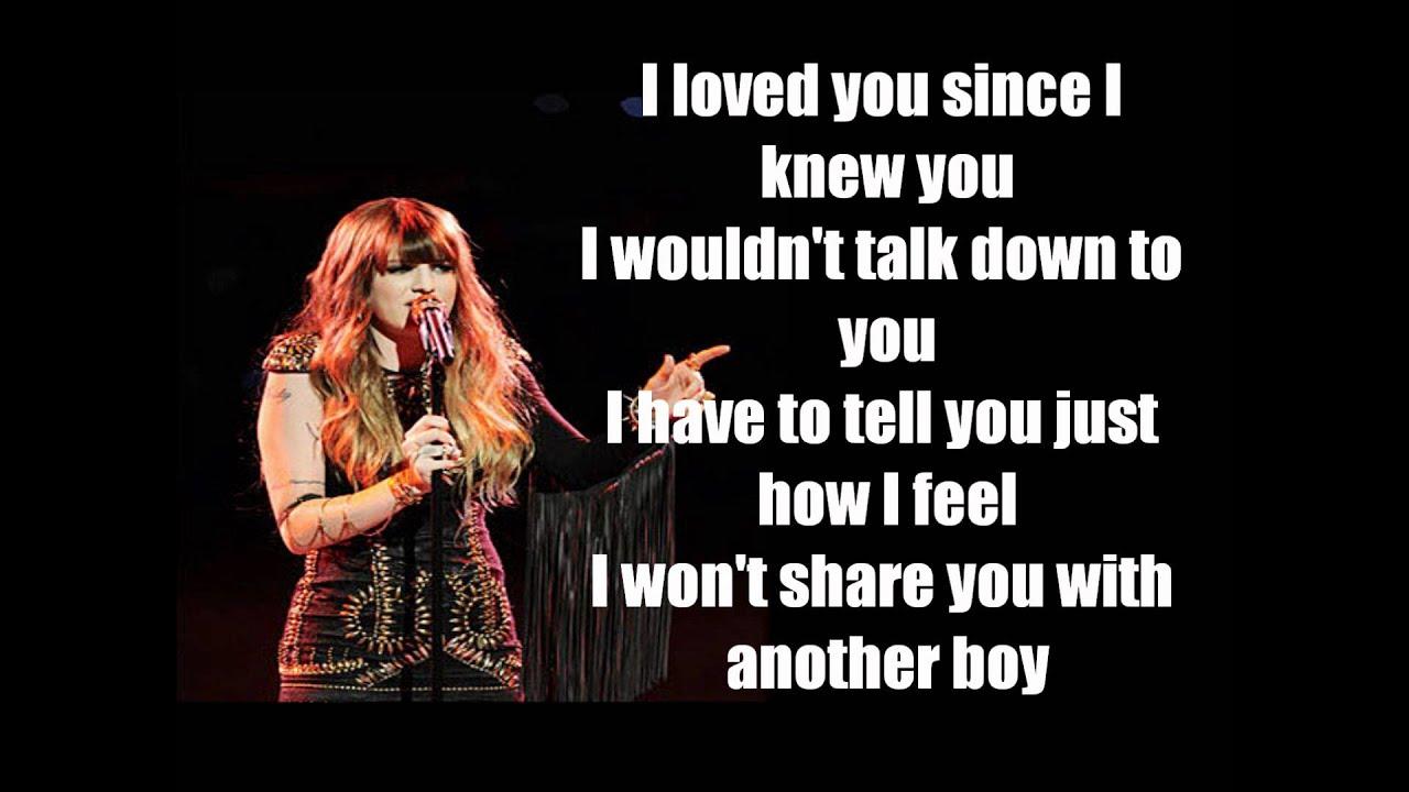 Juliet Simms - Roxanne Lyrics(The Voice[Studio Version ...