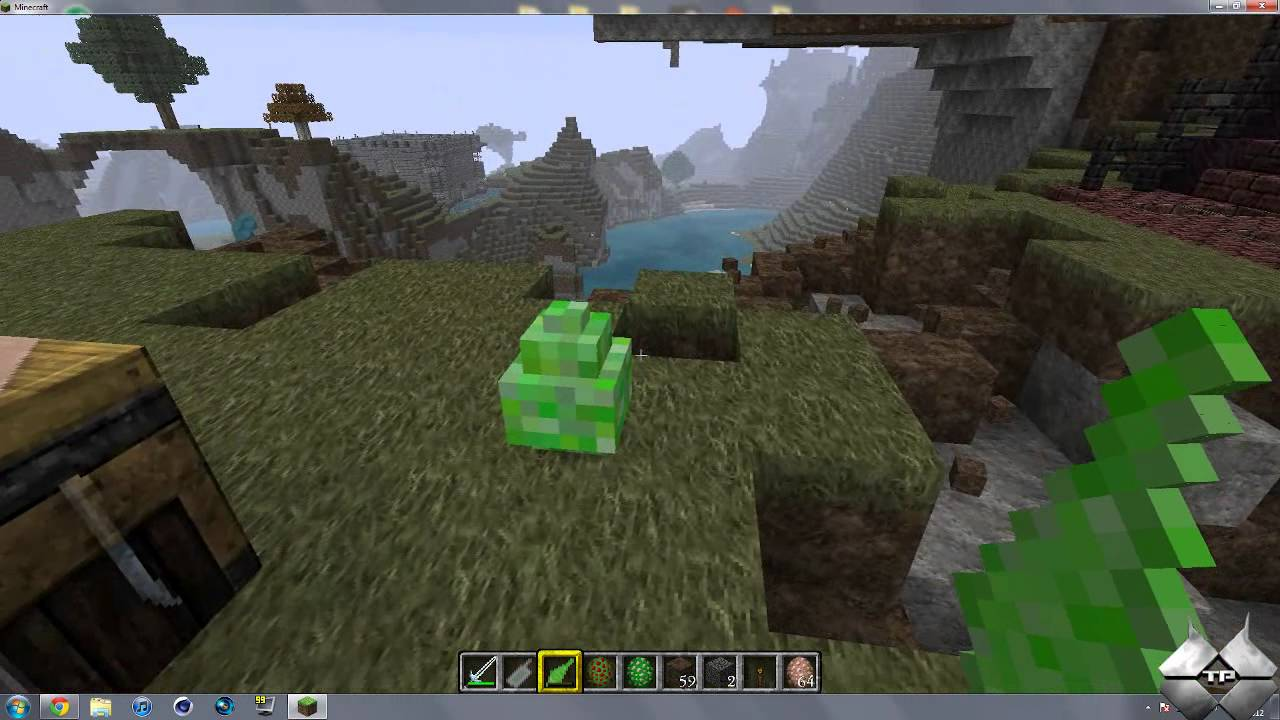 Minecraft 1 2 5 How To Install The Mutant Creeper Mod