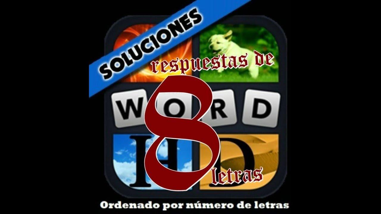 4 Fotos 1 Palabra Todas Las Soluciones De 8 Letras 1 ...