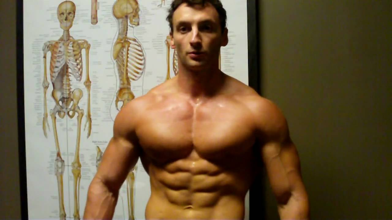 Chest And Back Workout 1 With Ian Lauer Cscs Youtube