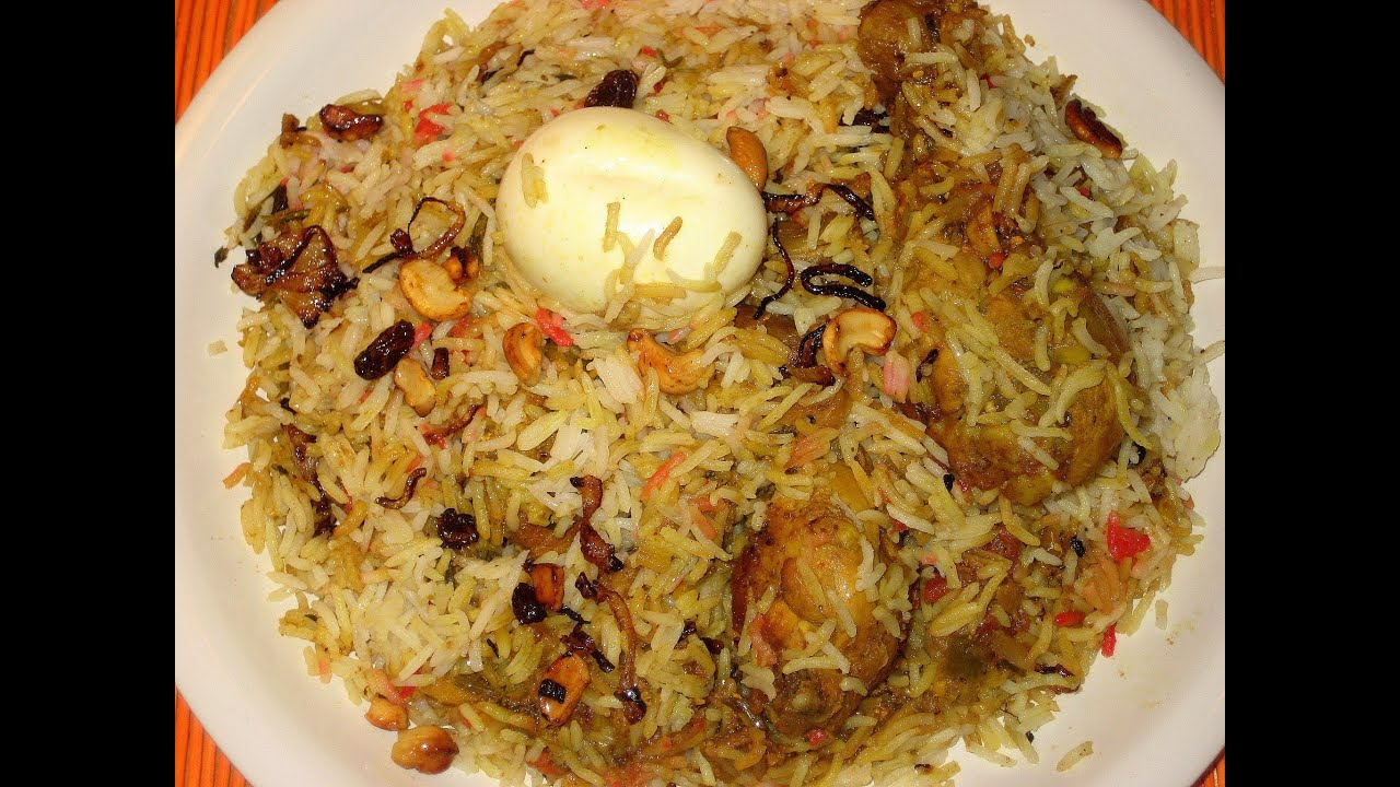 Malabar Chicken Mutton Biriyani Youtube