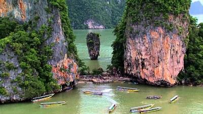 James Bond Island Phuket - YouTube