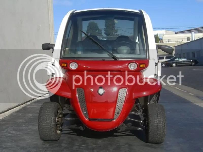 Columbia Electric Utility Carts