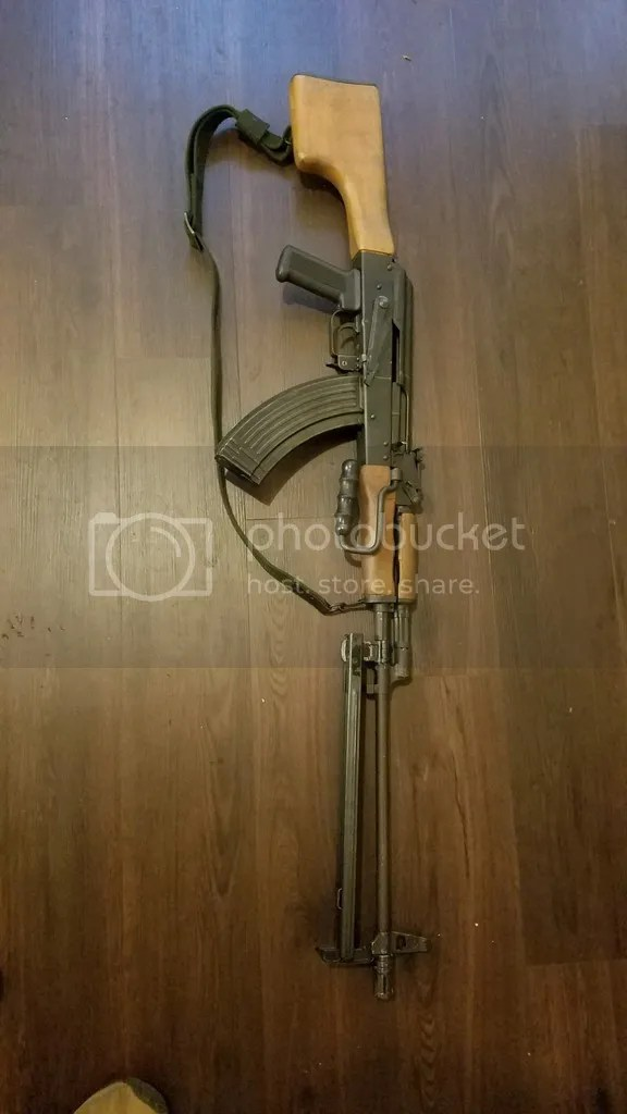 Romanian Wasr Ak 47 Value