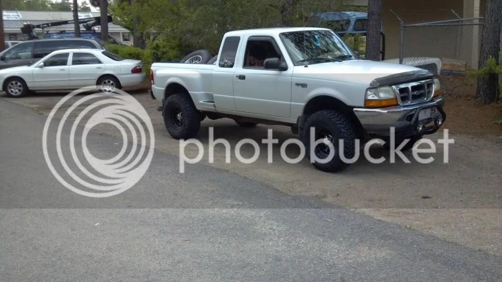 1998 3 Inch Ford Lift Body Ranger