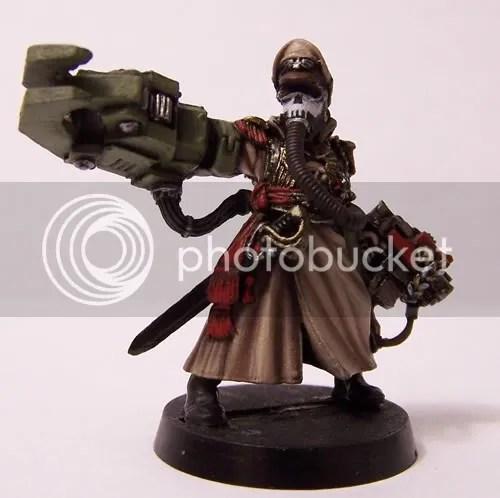 steel legion commissar - 500×498