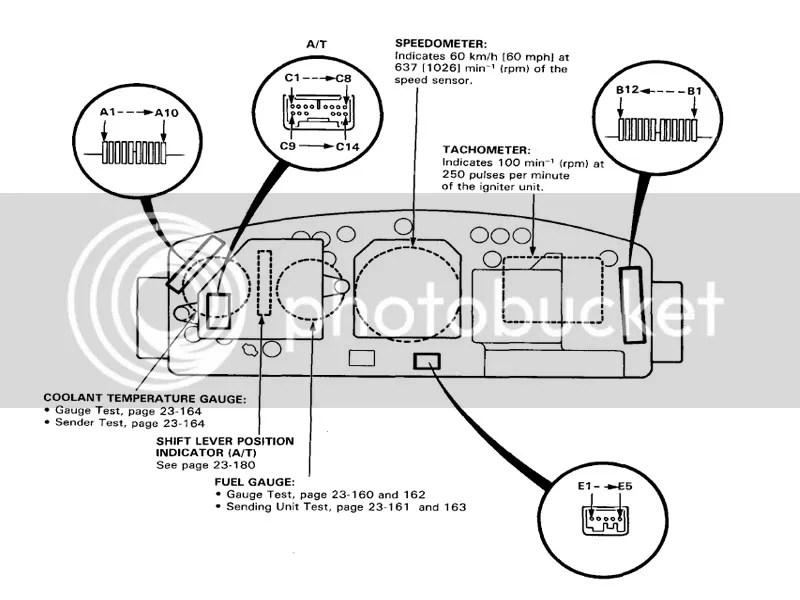 Yamaha Tach Wiring
